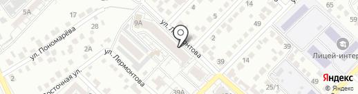 ДокторВет на карте Белгорода
