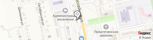 Адвокатский кабинет Чикшов П.Н. на карте Северного