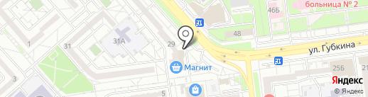 GrossHaus на карте Белгорода