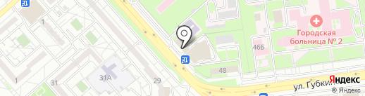 1С: БухОбслуживание Эмвиком Аутсорсинг на карте Белгорода