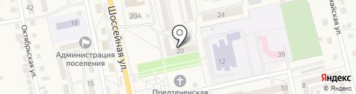 Банкомат, Центрально-Черноземный Банк Сбербанка России на карте Северного