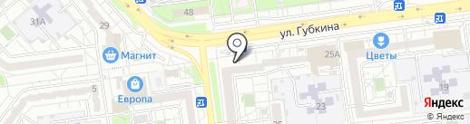 БАМБУКЕТ на карте Белгорода