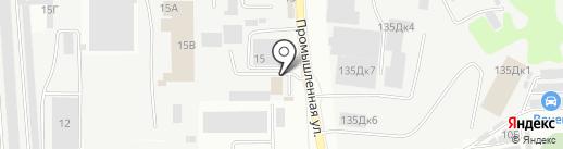АвтоМирСервис на карте Белгорода