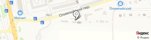 КирпичЦентр на карте Северного