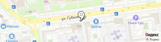 Доступный займ на карте Белгорода