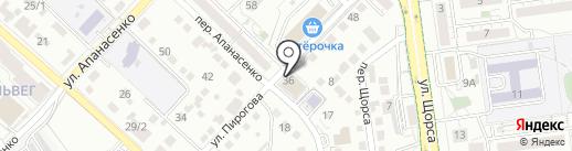 БыстроСервис31 на карте Белгорода