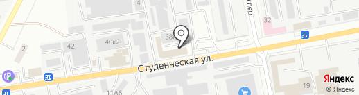 ОктантБел на карте Белгорода
