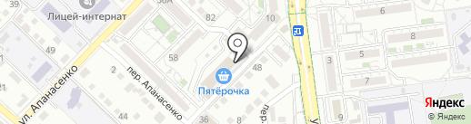 Салон оптики на карте Белгорода