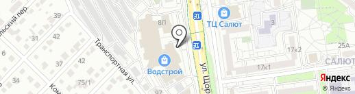 Триал-Спорт на карте Белгорода