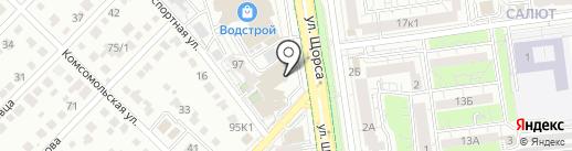 Buenos Noches на карте Белгорода