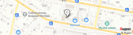 Магнит Косметик на карте Белгорода