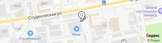 ЕСС ПрофРемонт на карте Белгорода