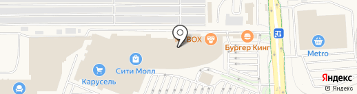 ARMARIO на карте Белгорода