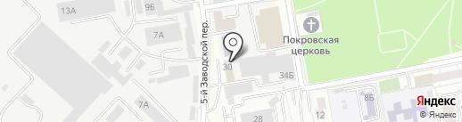 БелСпецСтиль на карте Белгорода