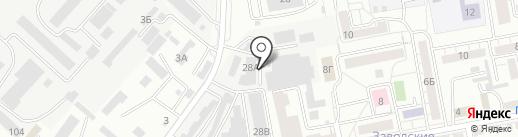 Bohrer на карте Белгорода