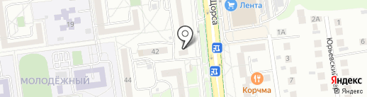 03Маркет на карте Белгорода