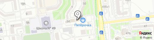 Европейская языковая школа на карте Белгорода