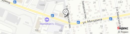 РЕСО-Гарантия, СПАО на карте Белгорода