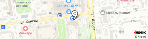 Быттехснаб на карте Белгорода