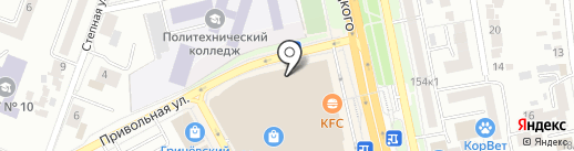 SMeat на карте Белгорода