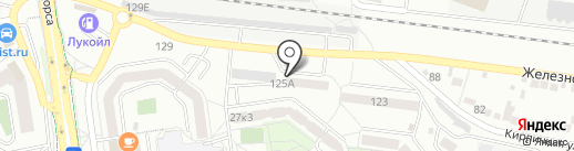 Григорьеff на карте Белгорода