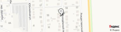 Lady`s Club на карте Дубового