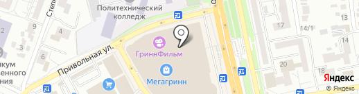 Charisma на карте Белгорода