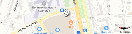 Apple Point на карте Белгорода
