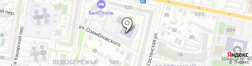 BOLERO на карте Белгорода