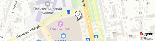 Nikkos Oskol Fragrance на карте Белгорода