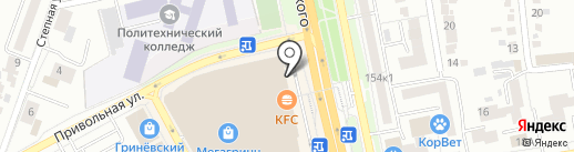 Samsung на карте Белгорода