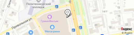 Devur на карте Белгорода