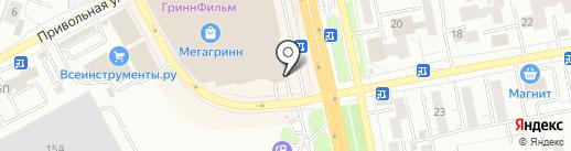 Караоке на карте Белгорода