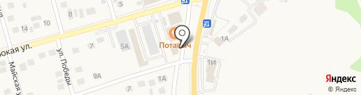 Пивмания на карте Дубового