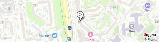 SopDies на карте Белгорода