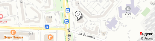Ваша Дежурная Аптека на карте Белгорода