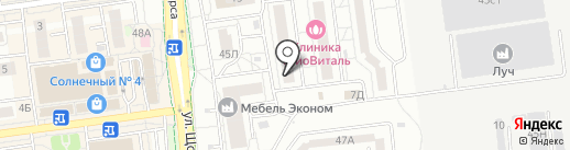 Декор Мастер на карте Белгорода