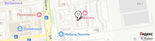 #Рукиножницы на карте Белгорода