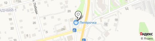 ЭкспертСтрой на карте Дубового