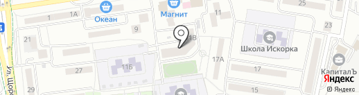 Gar Tattoo на карте Белгорода