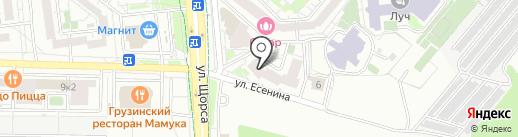 Престиж Плюс на карте Белгорода