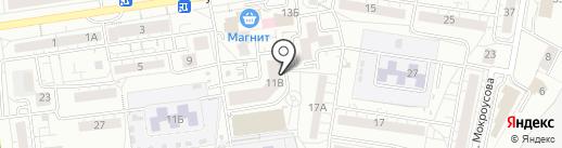 Мясной гастрономчик на карте Белгорода