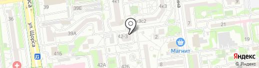 NART на карте Белгорода