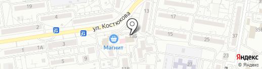 Адрес31 на карте Белгорода