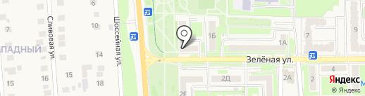 Сайдлер Н.В. на карте Дубового