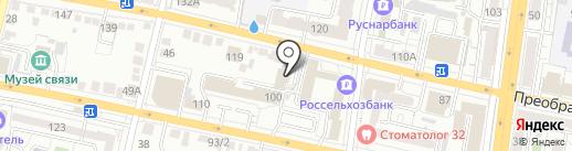 Экспертная компания на карте Белгорода
