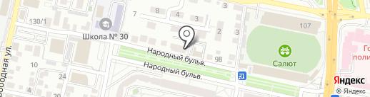 ВсеИнструменты.ру на карте Белгорода