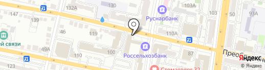 БелЭксперт на карте Белгорода