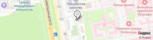 СТандарт ИНструмент на карте Белгорода
