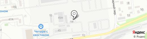 Строй с Нами на карте Белгорода